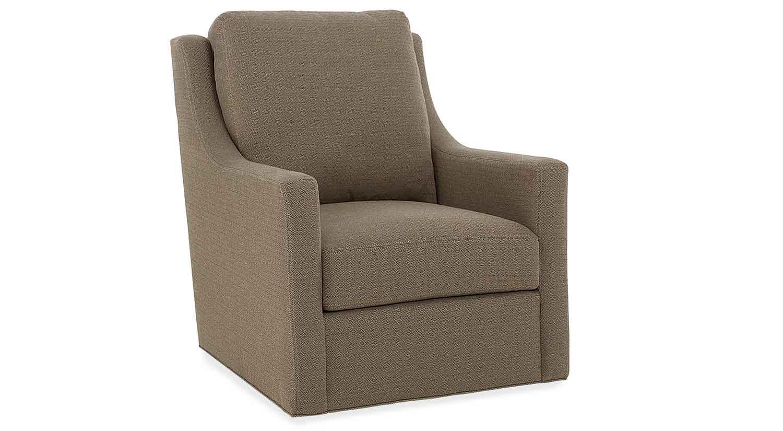 Circle Furniture Heath Swivel Glider