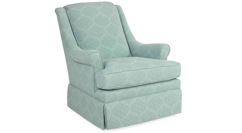 Circle Furniture Holden Swivel Glider Swivel Chairs