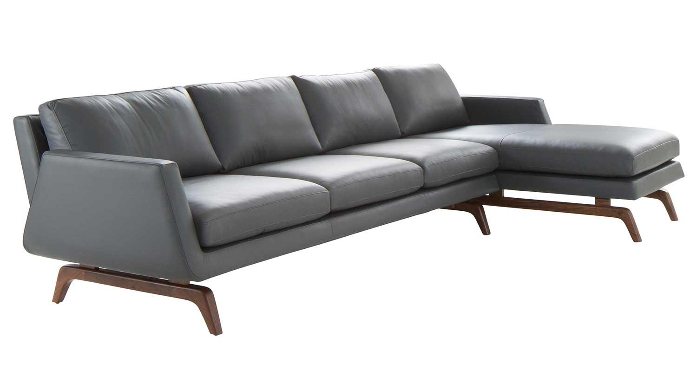 Circle Furniture Nash Sectional Modern Sectional