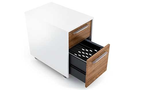 Circle Furniture Format File Pedestal File Cabinet