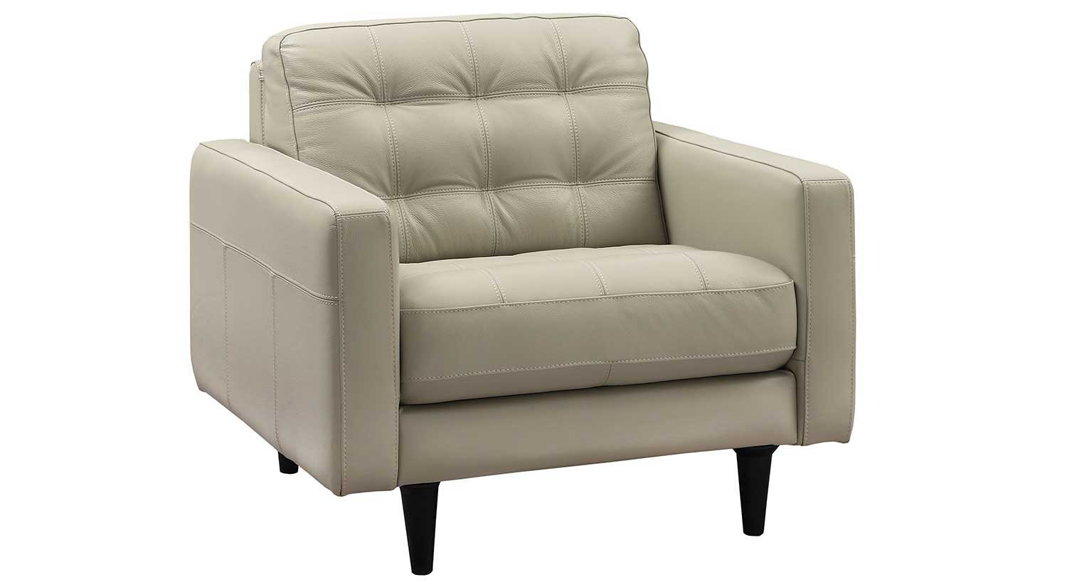 Circle Furniture - Fairfield Chair  Leather Living Room Furniture ...