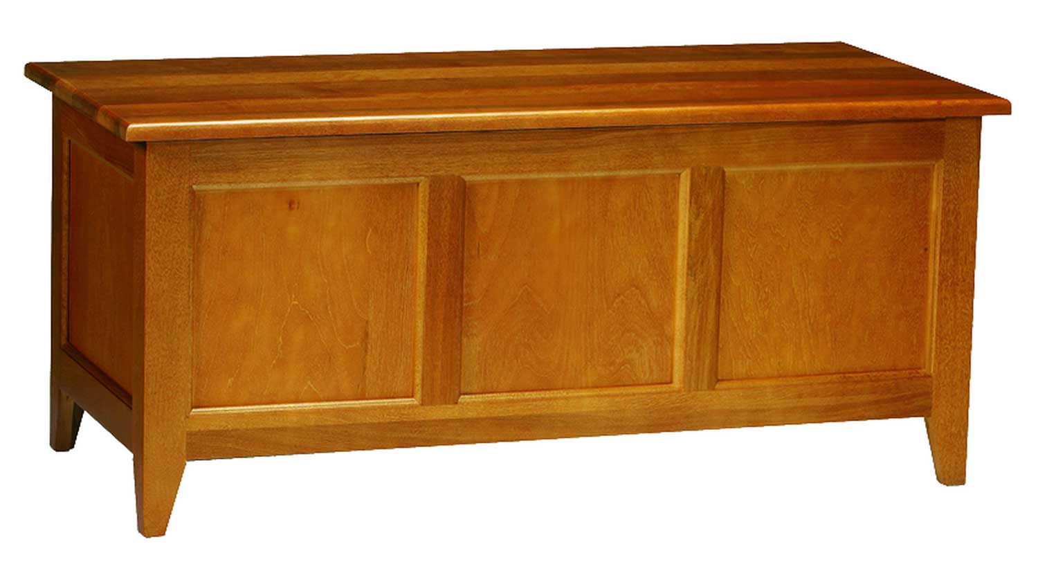 Circle furniture blanket chest bedroom storage for Storage chests for bedroom
