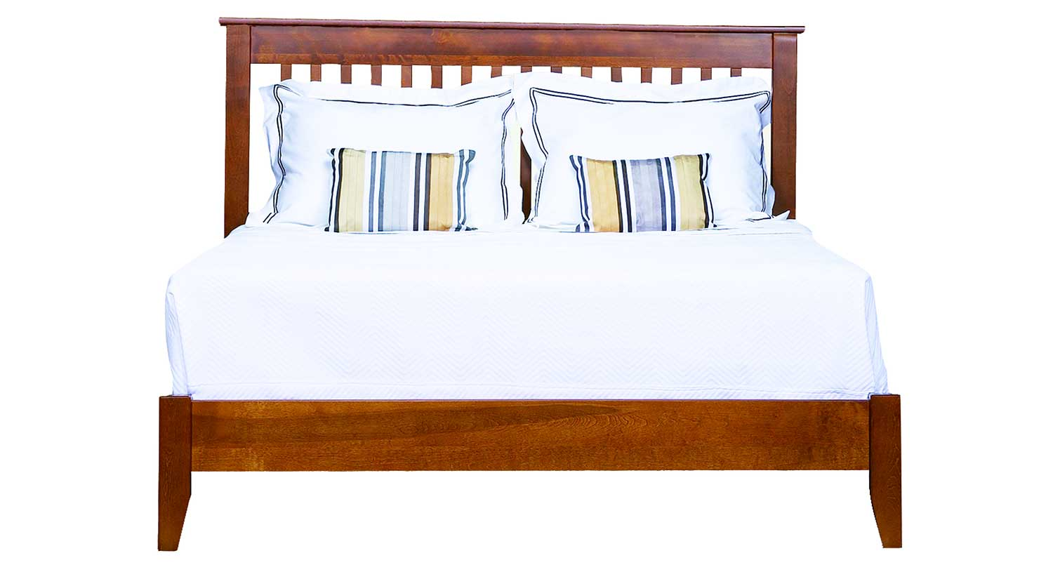 Circle Furniture Rossport Low Profile Bed Bedroom Furniture Mass
