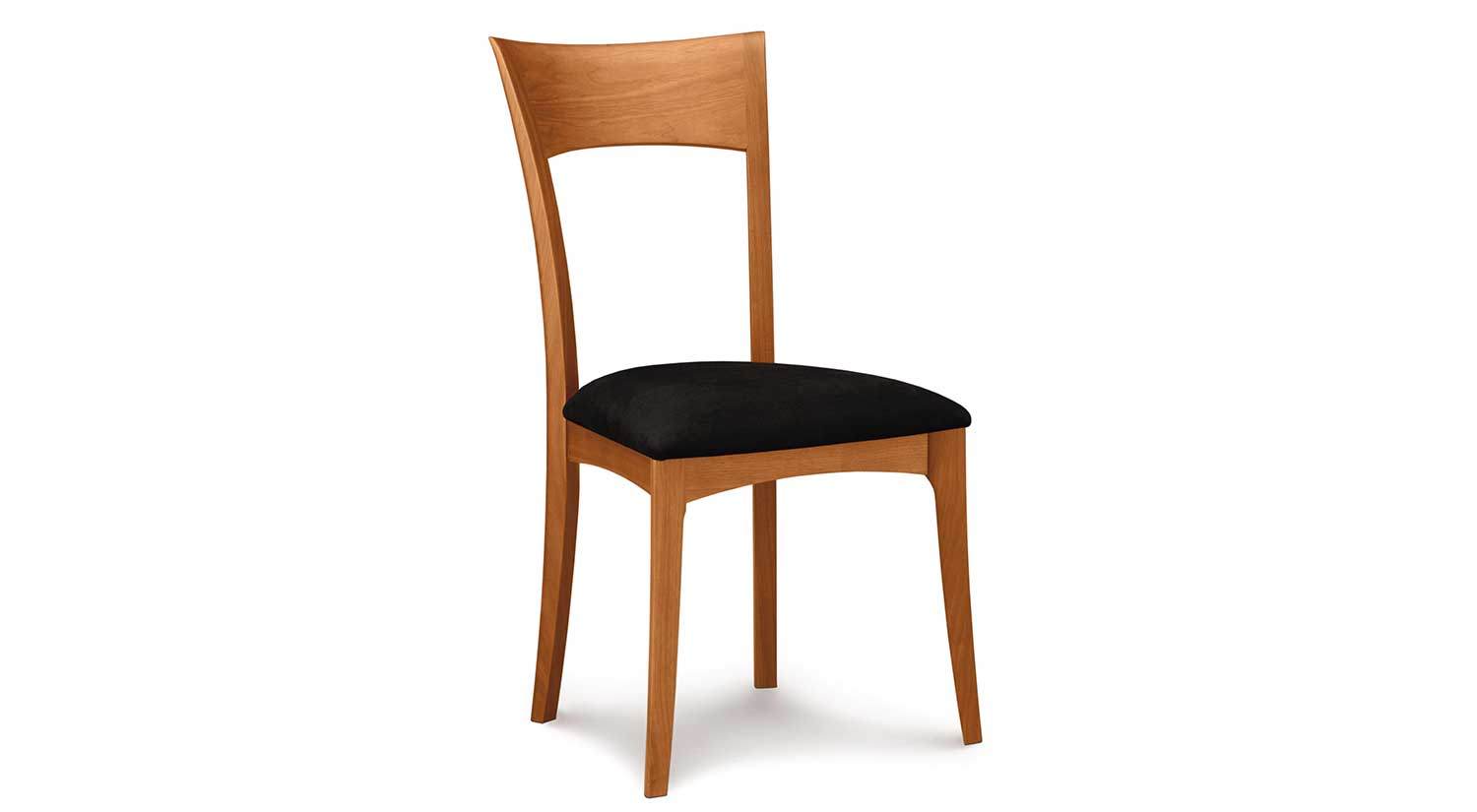 circle furniture ingrid side chair cherry dining chair dining