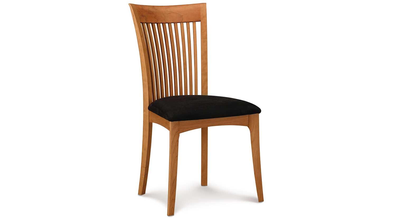 Circle furniture sarah side chair dining chairs for Circle furniture dining tables