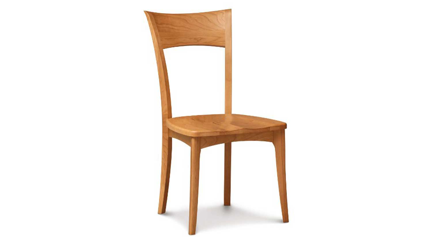 furniture ingrid side chair cherry dining chair dining room