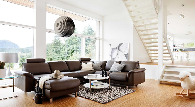 Circle Furniture E300 Ekornes Sectional Designer