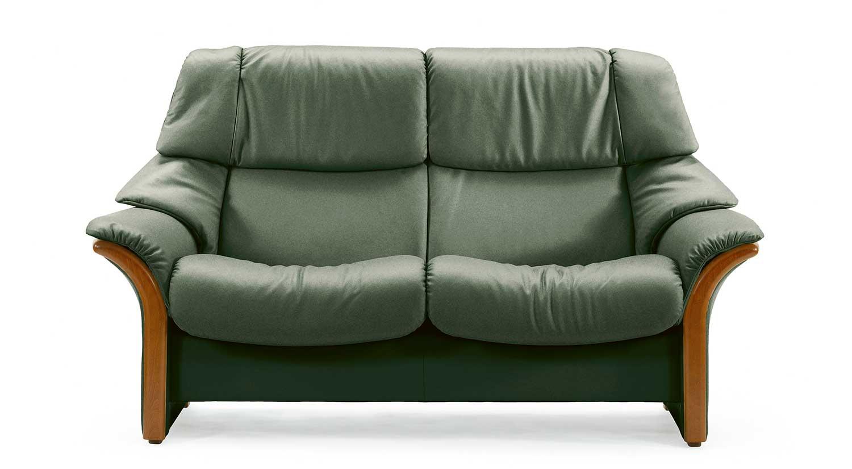 Circle Furniture Eldorado Stressless Highback Loveseat