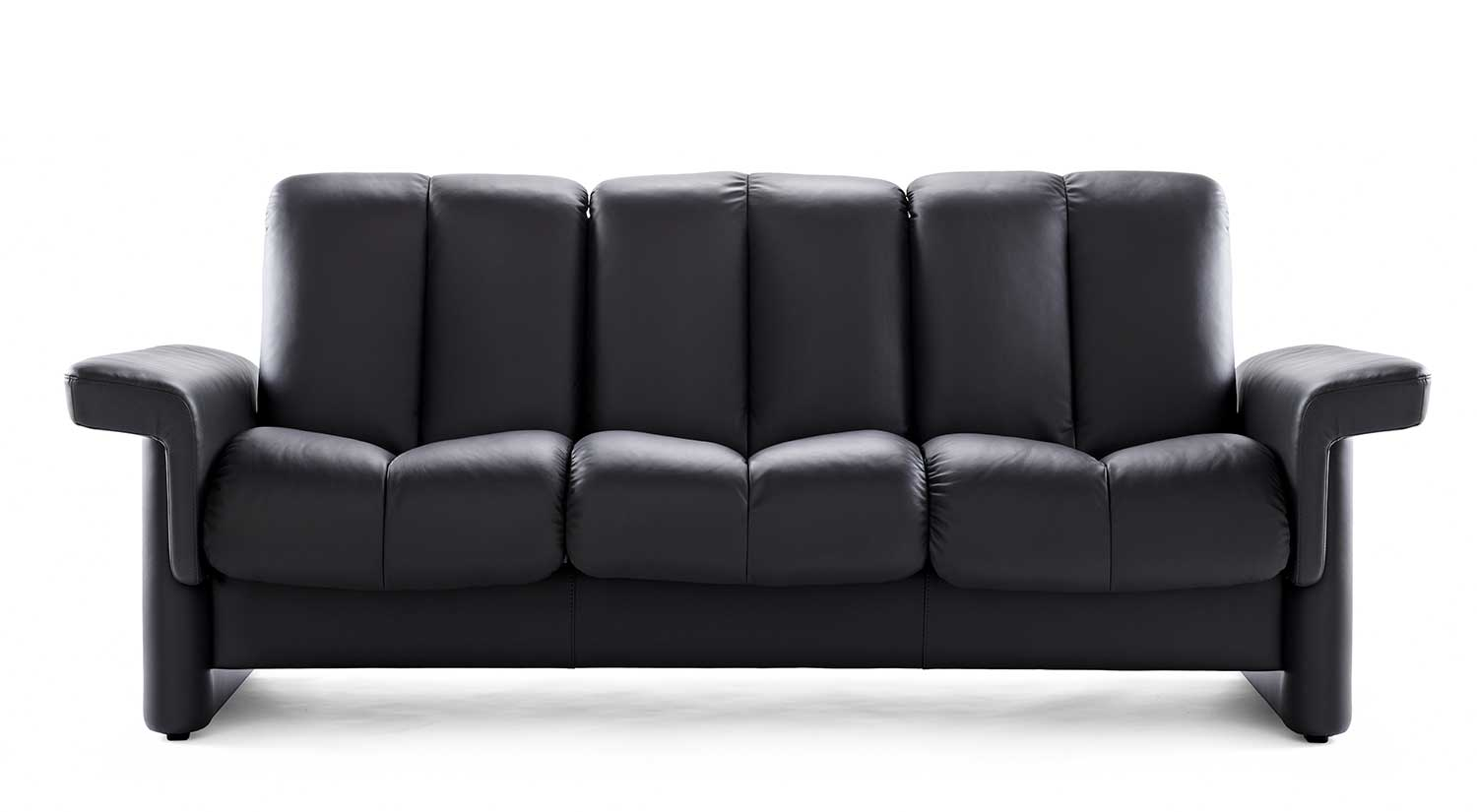 circle furniture legend stressless lowback sofa. Black Bedroom Furniture Sets. Home Design Ideas