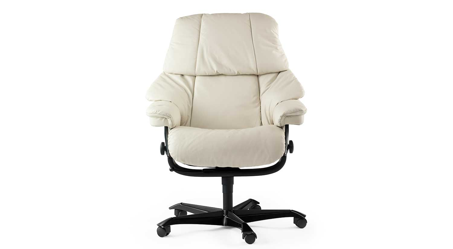Circle Furniture Stressless Reno Office Chair Office Chairs MA