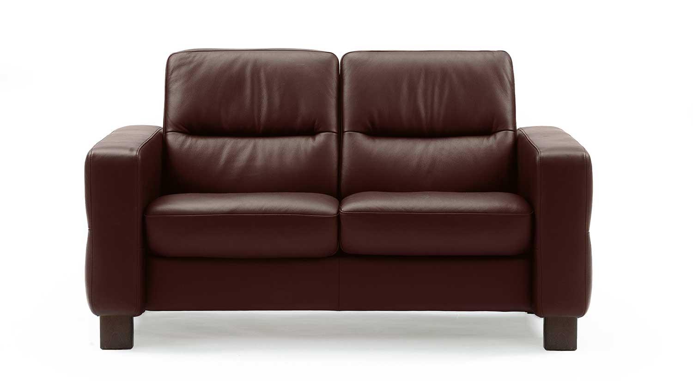 circle furniture wave stressless lowback loveseat ekornes sofas boston