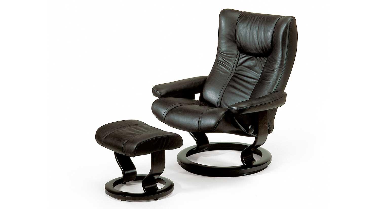 Circle Furniture Stressless Wing Chair Ekornes