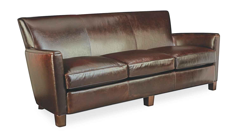 Circle Furniture Trent Leather Sofa Leather Sofas Ma