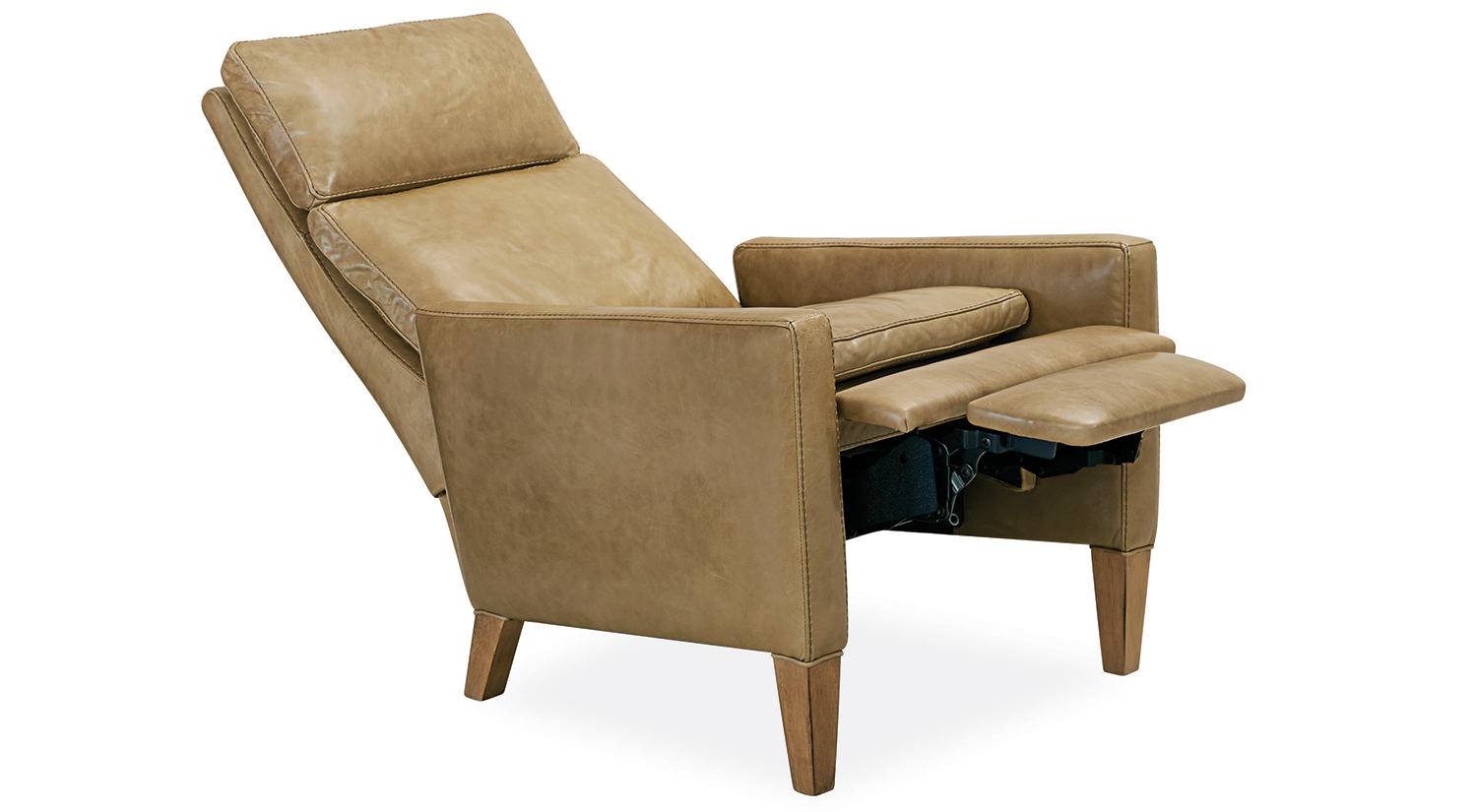 Circle Furniture - Max Recliner  Leather and Fabric Recliers ...