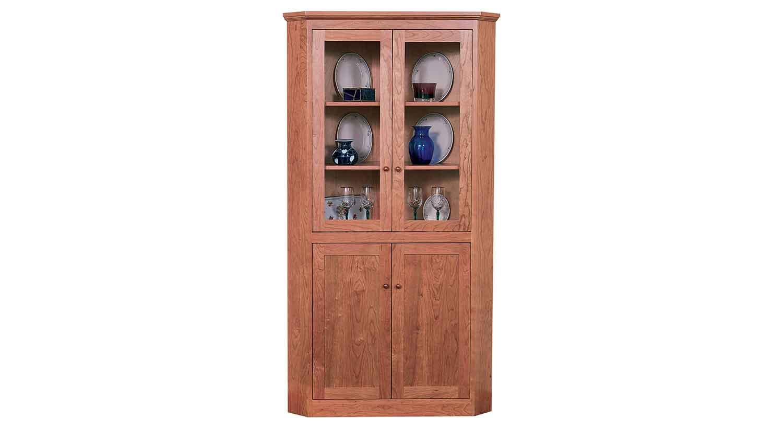 Circle Furniture - Corner Cabinet
