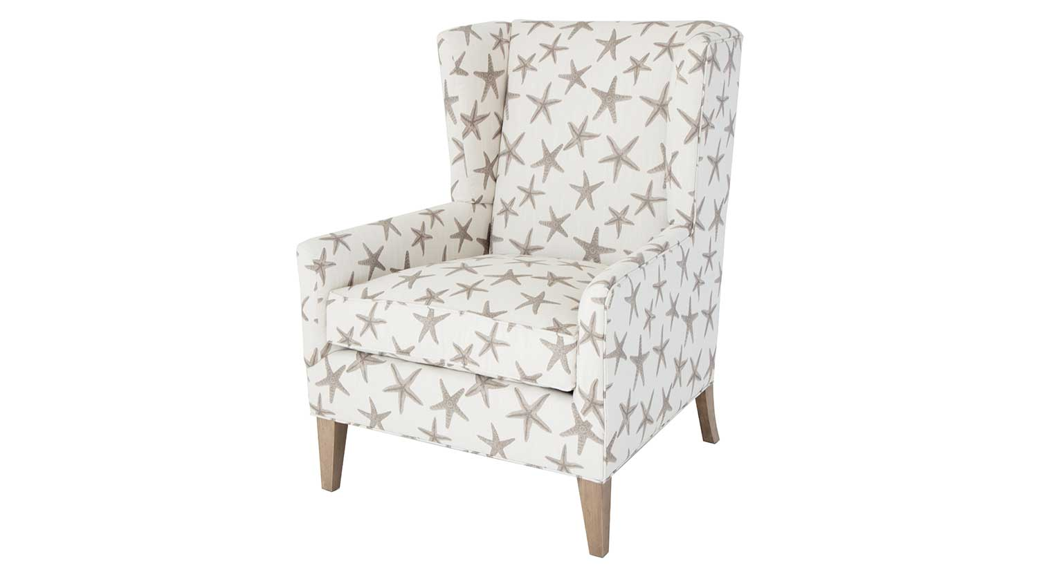 Circle Furniture Roswell Chair With Starfish