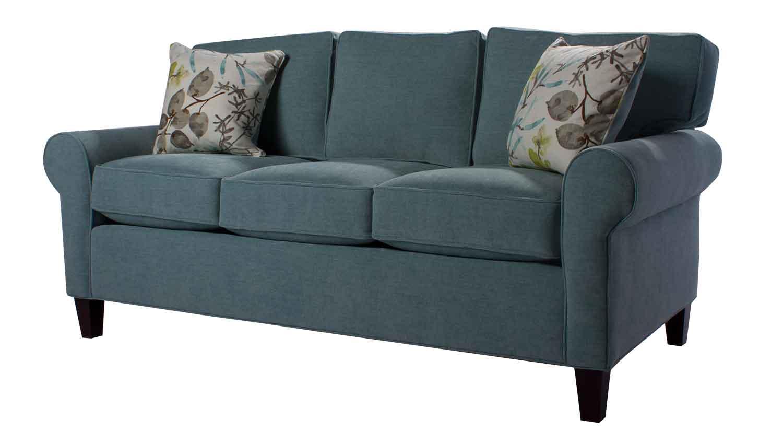 Circle furniture copley sofa sofas boston furniture for Norfolk furniture