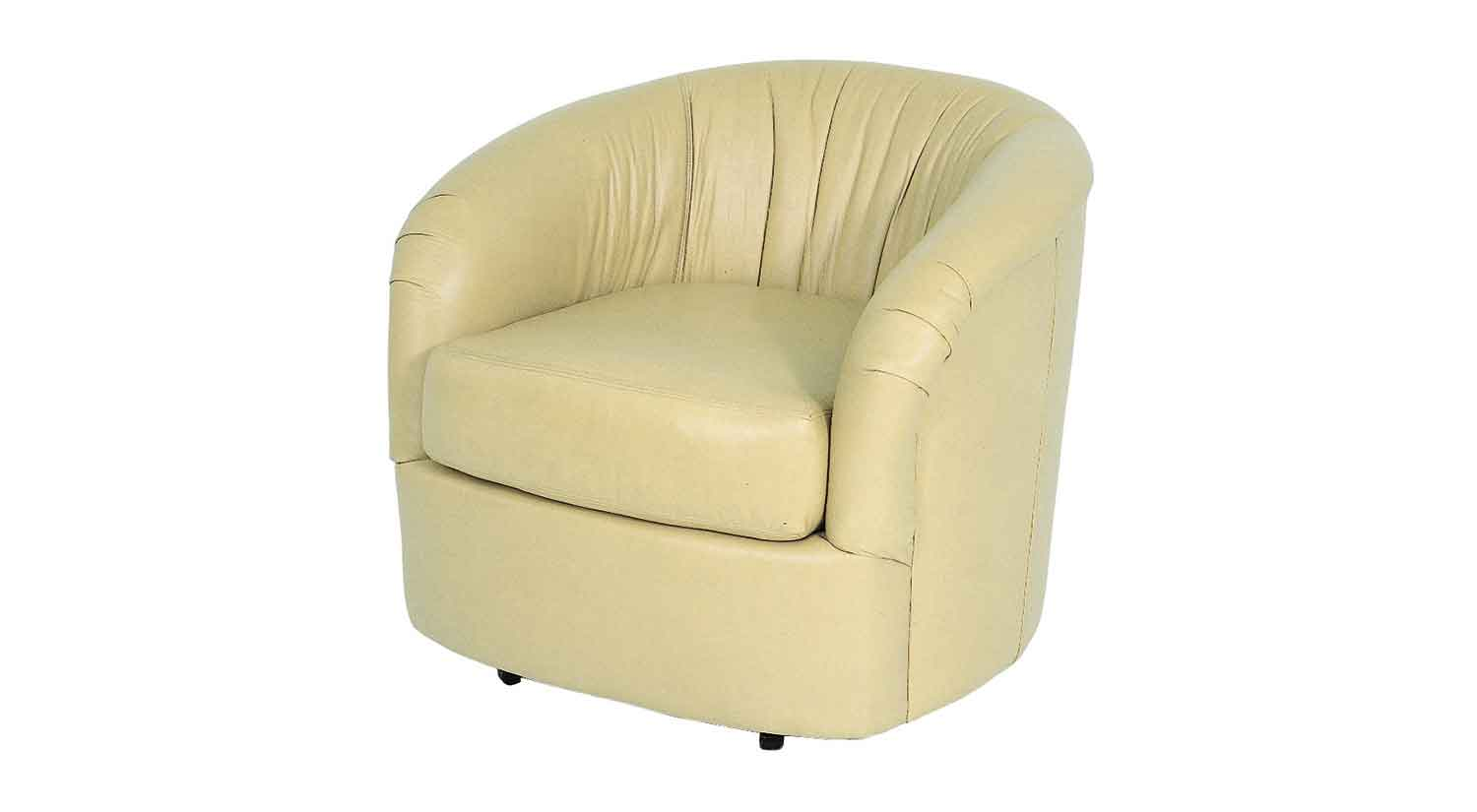 Swivel chairs for small spaces