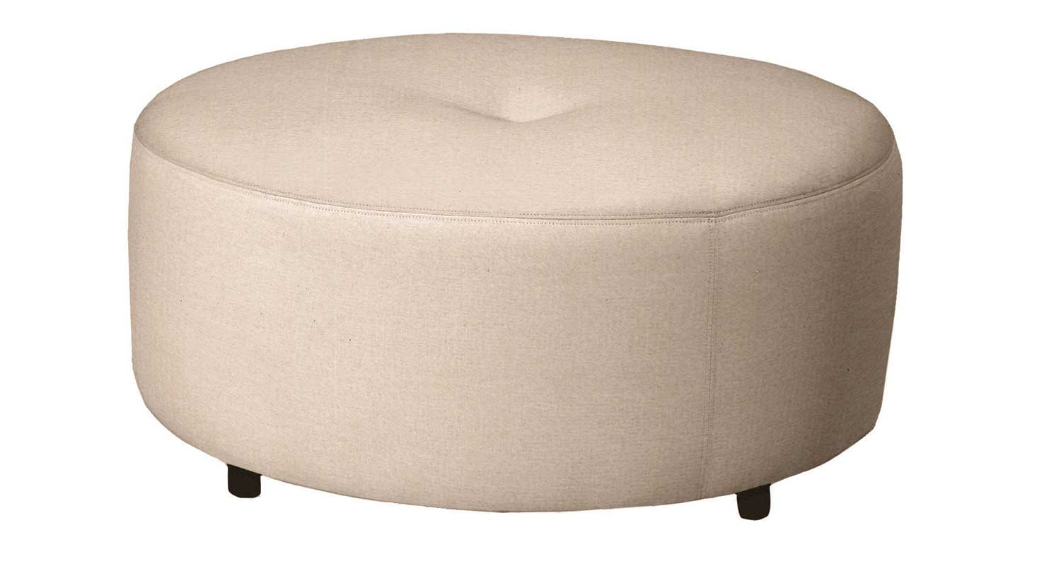 Circle Furniture - Pouf Ottoman  Ottomans Boston  Circle Furniture