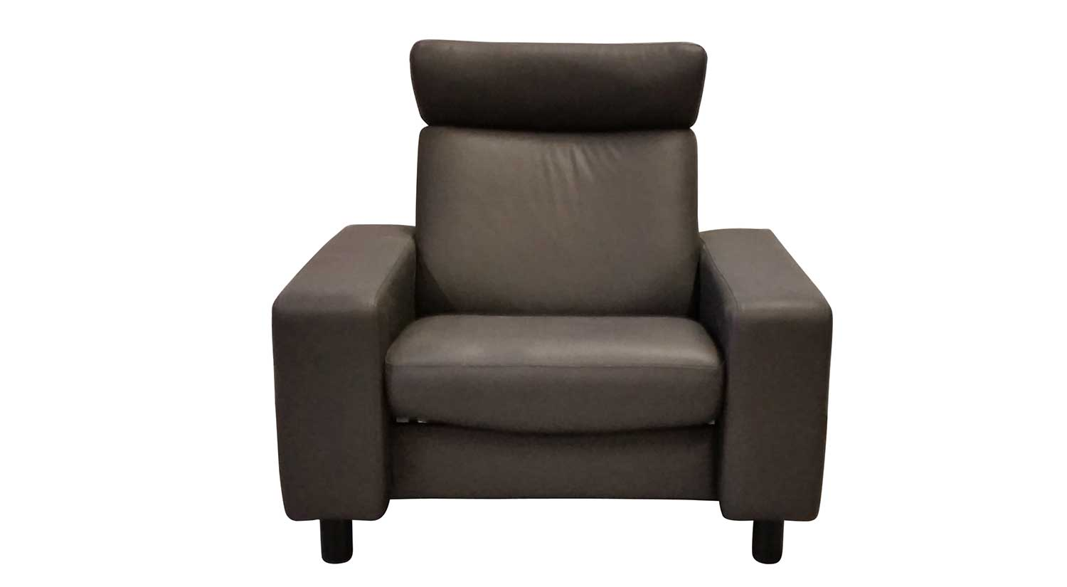 circle furniture space stressless chair recliner sale