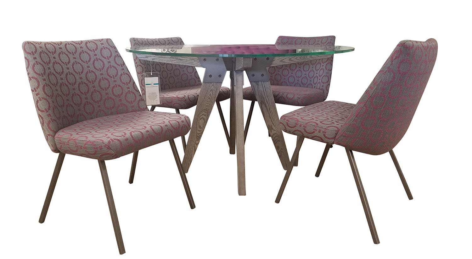 Outlet Soul Dining Table And 4 Chairs