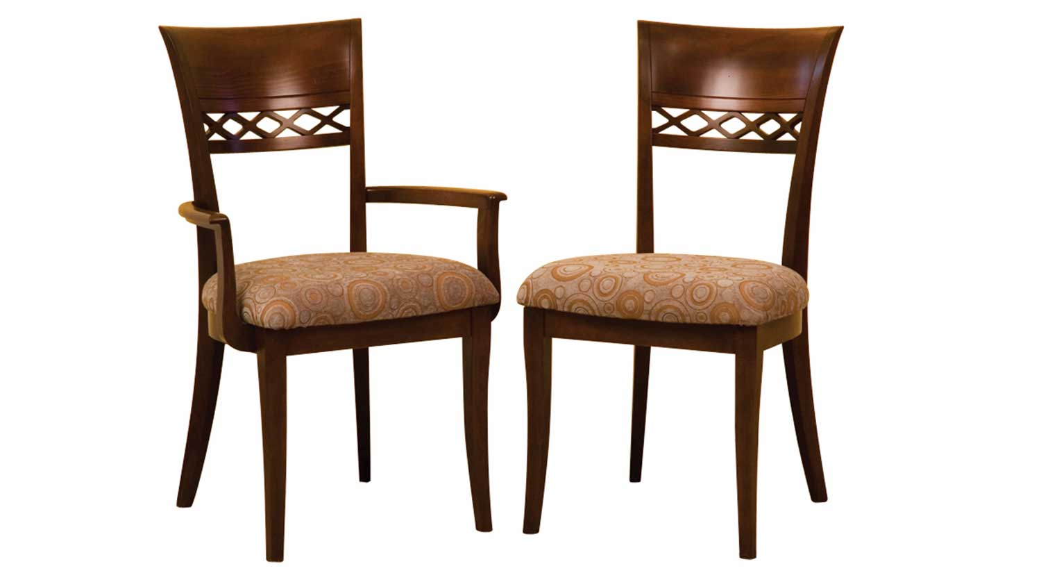 Circle furniture jude dining chair dining chairs acton for Circle furniture dining tables