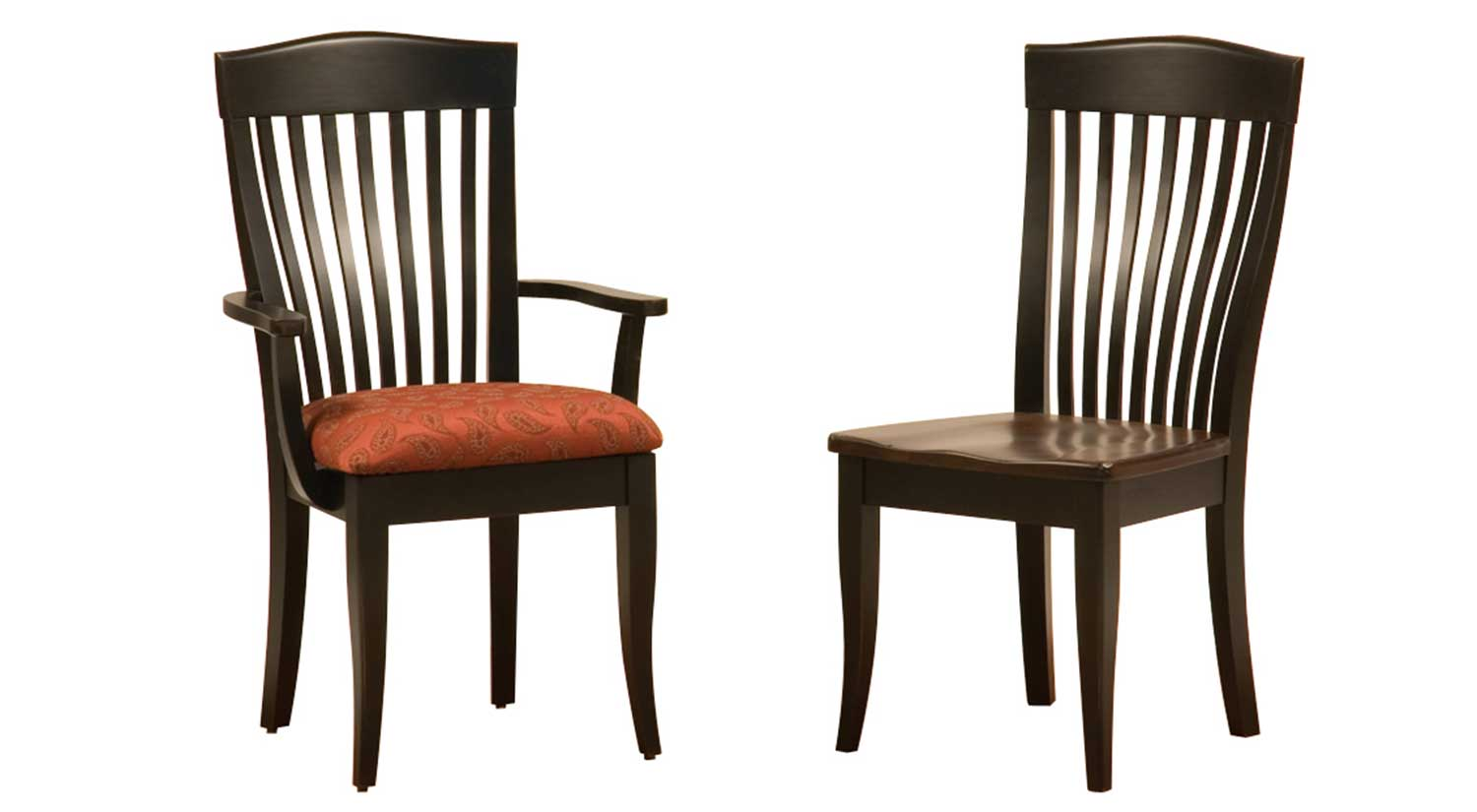 Circle furniture penn dining chair dining chairs for Circle furniture dining tables
