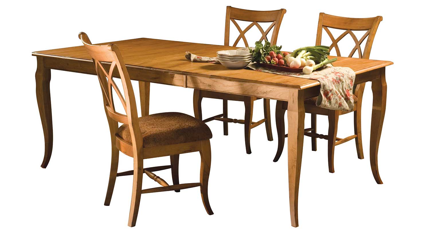 Circle Furniture Euro Dining Table Kitchen Tables