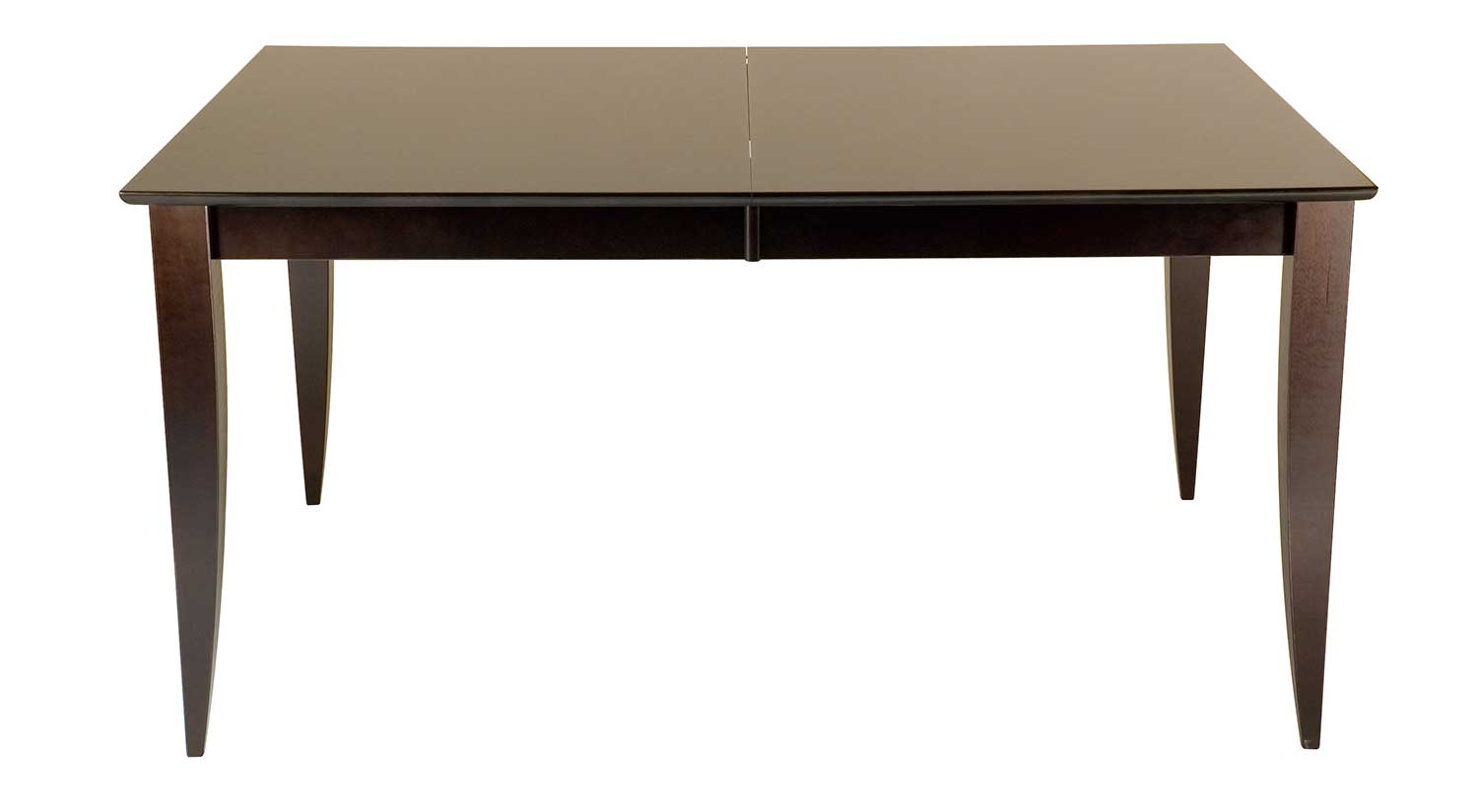 Circle Furniture Saber Leg Dining Table Dining Tables In Solid