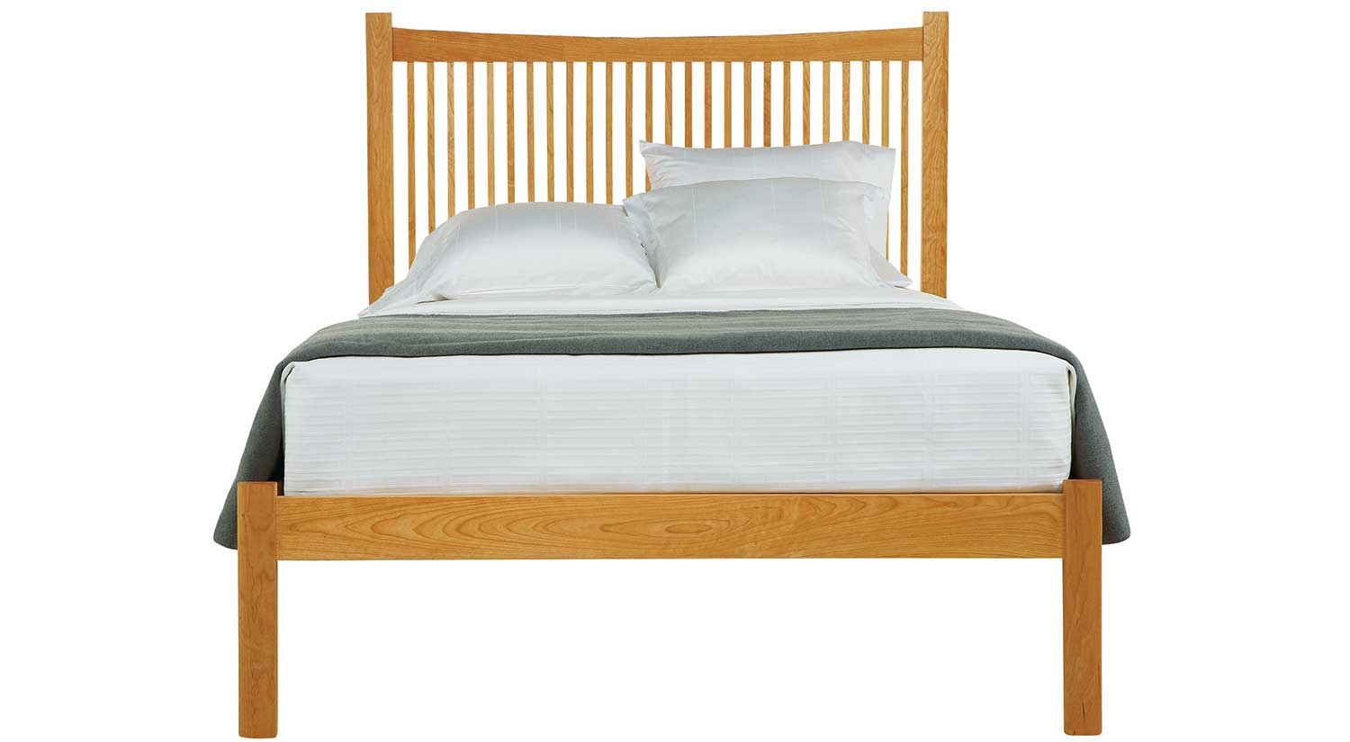 Circle Furniture Heartwood Low Profile Bed Bedroom Furniture