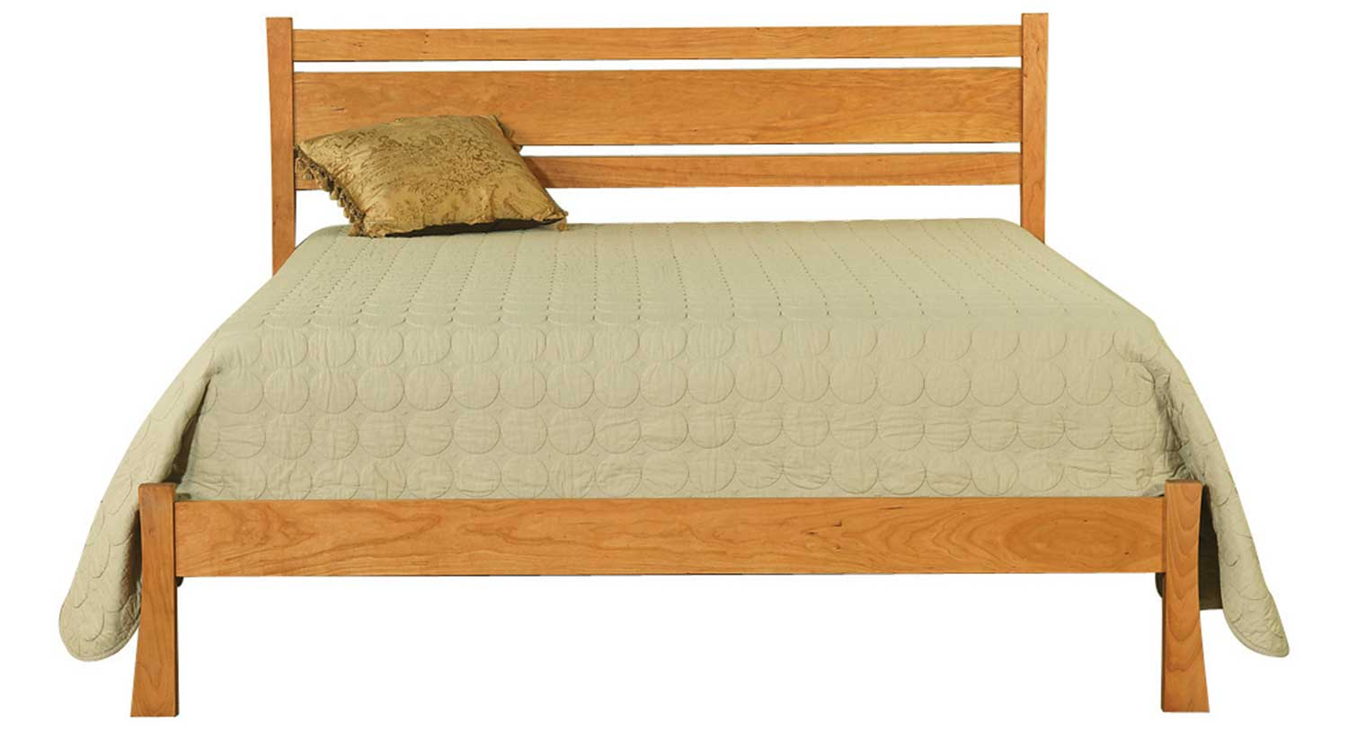 Circle Furniture - Horizon Bed  Solid Wood Beds Ma  Circle Furniture