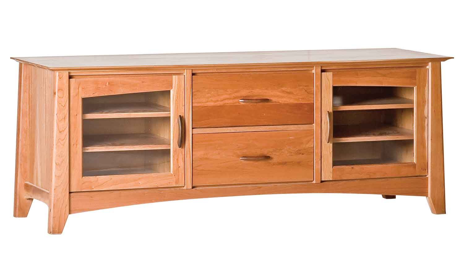 Circle Furniture Willow 65 Quot Media Cabinet Quality Tv Stands Boston