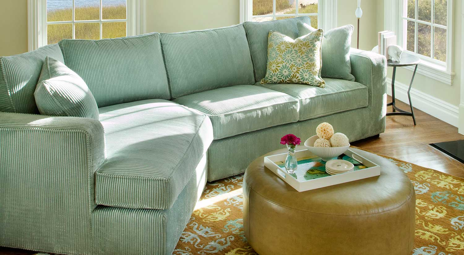 Best Living Rooms With Sectionals