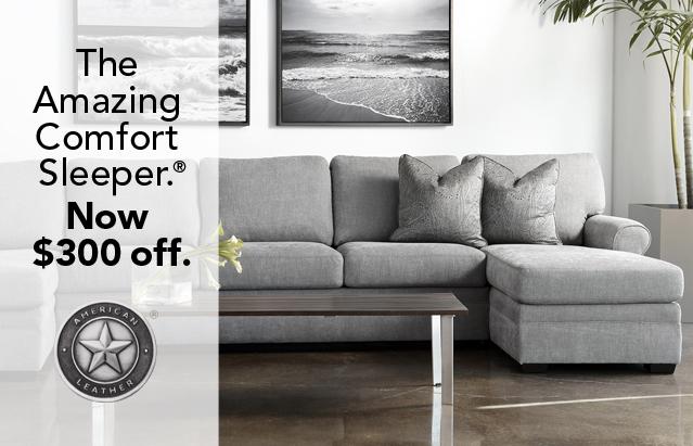 Circle Furniture Comfort Sleeper On Sale At Circle Furniture
