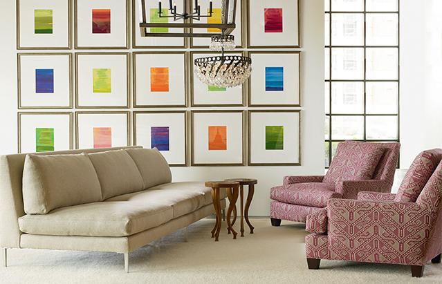 Elegant Circle Furniture