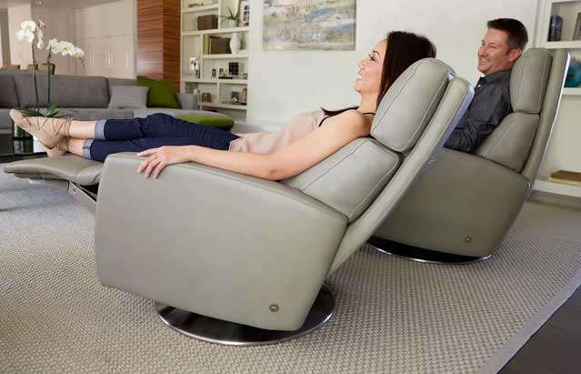 circle furniture comfort recliners power recliners modern recliners circle furniture