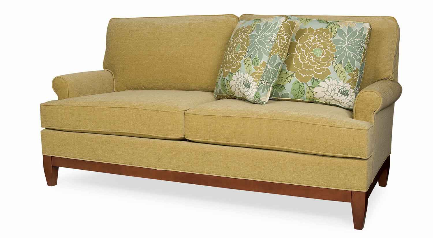 circle furniture camden apartment sofa small sofas boston rh circlefurniture com small scale sofas and loveseats sofas and loveseats for small spaces