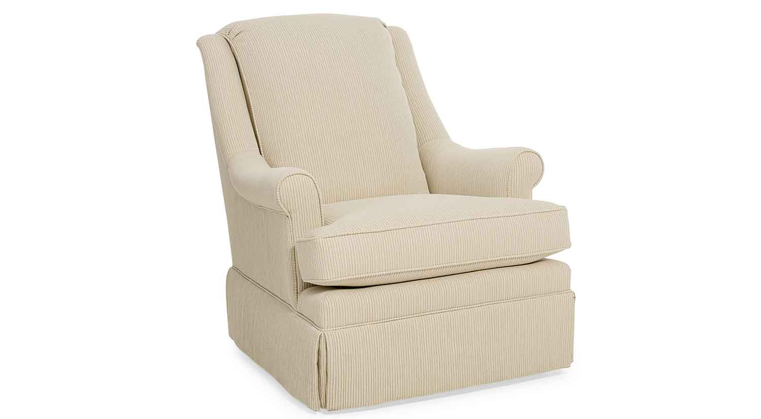 Circle Furniture Holden Swivel Glider Swivel Chairs
