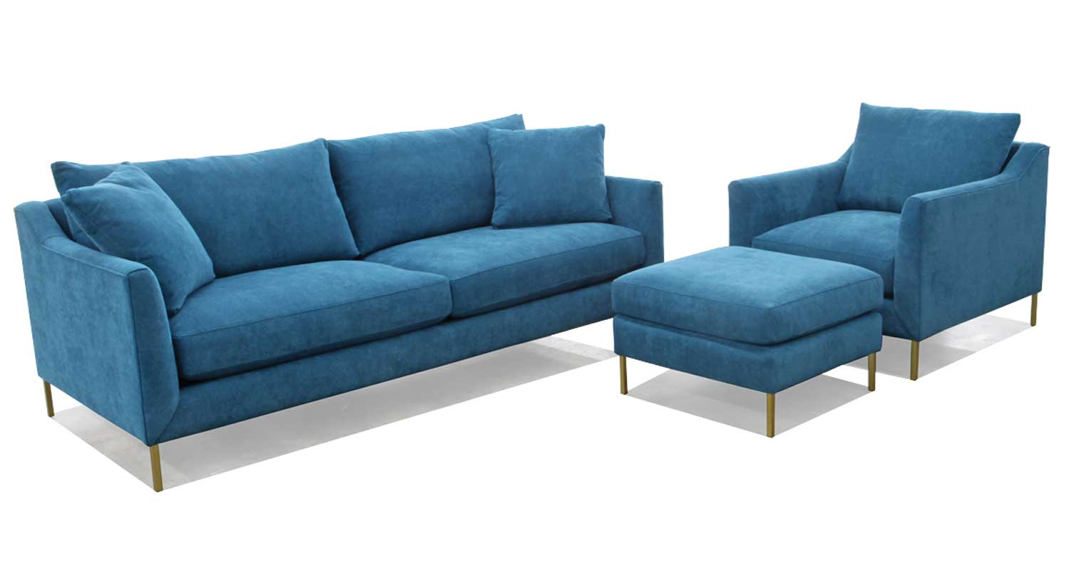 Sensational Circle Furniture Davis Sofa Modern Sofas And Chairs Gmtry Best Dining Table And Chair Ideas Images Gmtryco