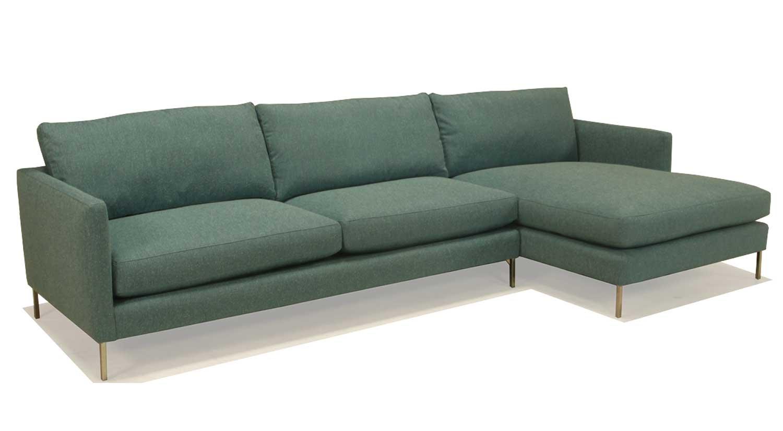 Circle Furniture - Porter Sectional | Modern Sofa | Circle Furniture