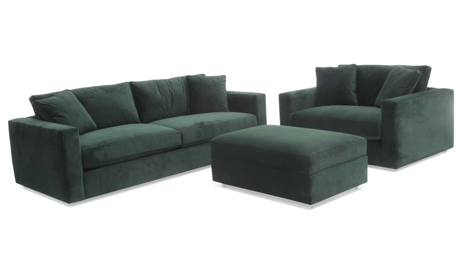 Circle Furniture - Putnam Sofa | Chairs | Large Chair ...
