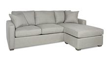 Tilda Grand Queen Sleeper Sectional w/Storage Ottoman