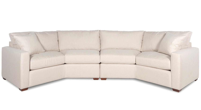 Circle Furniture Tilda Wedge Sofa Cambridge Collection