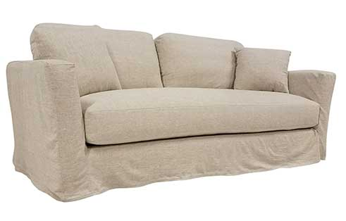 Reese Slipcovered Sofa Reese Slipcovered Sofa
