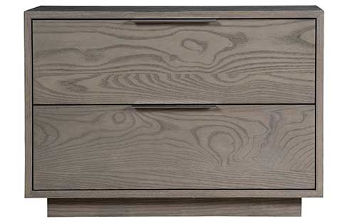 Dartmoor 2 Drawer Nightstand