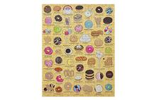 Ridley's Donut Lover's 1000 Piece Jigsaw Puzzle