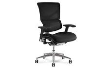 X3 ATR Mgmt Office Chair in Black