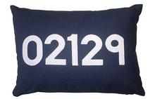 Your Zip Code Pillow