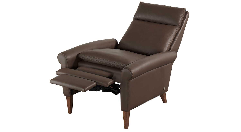 Groovy Circle Furniture Burke Recliner Leather Recliner Cjindustries Chair Design For Home Cjindustriesco