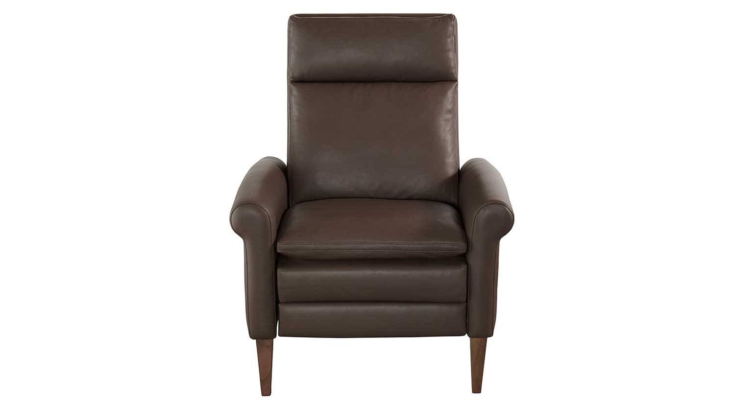 Circle Furniture Burke Recliner Leather Recliner Comfortable